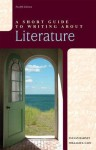 Short Guide to Writing about Literature, A, with New Mycomplab -- Access Card Package - Sylvan Barnet, William E. Cain