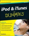 iPod & iTunes For Dummies - Tony Bove