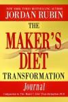 The Maker's Diet Transformation Journal - Jordan Rubin