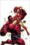 Red Hulk: Scorched Earth - Jeff Parker, Gabriel Hardman