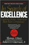 In Search of Excellence Lessons From Ame - Tom Peters, Robert H. Waterman Jr.