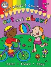 Look What I Can Color!, Grades PK - 1: Out and About - Rainbow Bridge Publishing, Rainbow Bridge Publishing
