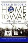 Home to War: A History of the Vietnam Veterans' Movement - Gerald Nicosia, Anthony Swofford
