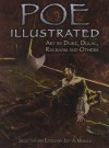Poe Illustrated (Dover Fine Art, History of Art) - Jeff A. Menges