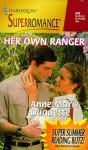 Her Own Ranger - Anne Marie Duquette