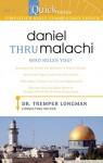 Quicknotes Simplified Bible Commentary Vol. 7: Daniel thru Malachi - Tremper Longman III