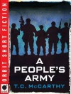 A People's Army - T.C. McCarthy