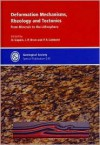 Deformation Mechanisms, Rheology, and Tectonics: From Minerals to the Lithosphere - Geological Society of London, P.R. Cobbold