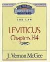 Leviticus 1-14 - J. Vernon McGee