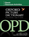 Oxford Picture Dictionary: Classic Classroom Activities - Tim Collins, Norma Shapiro, Renee Weiss