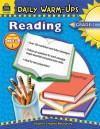 Daily Warm-Ups: Reading, Grade 2 (Daily Warm-Ups) - Melissa Hart