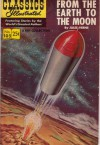 From the Earth to the Moon - Jules Verne, Classic Comic Store Ltd