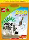 Learn With Lego: At The Zoo - Scholastic Inc., Scholastic Editorial