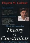 Theory of Constraints - Eliyahu M. Goldratt