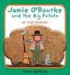 Jamie O'Rourke and the Big Potato: An Irish Folktale (Board Book) - Tomie dePaola