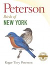 Peterson Field Guide to Birds of New York (Peterson Field Guides) - Roger Tory Peterson