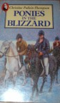 Ponies in the Blizzard - Christine Pullein-Thompson