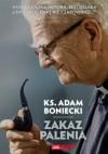 Zakaz palenia - Adam Boniecki