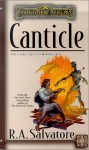 Canticle (Forgotten Realms: The Cleric Quintet, #1) - R.A. Salvatore