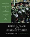 Issues in Peace and Conflict Studies - CQ Researcher