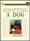 Adopting a Dog - Sandra Stotsky, Herbert Axelrod