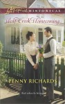 Wolf Creek Homecoming (Mills & Boon Love Inspired Historical) - Penny Richards