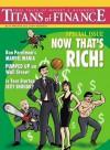 Titans of Finance: True Tales of Money & Business - Rob Walker, Josh Neufeld