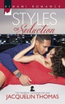 Styles of Seduction (The Hamiltons: Fashioned with Love) - Jacquelin Thomas