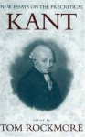 New Essays on the Precritical Kant - Tom Rockmore