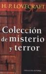 Colección de Misterio y Terror - H.P. Lovecraft