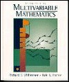 Multivariable Mathematics - Richard E. Williamson, Hale F. Trotter
