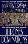 Thrones, Dominations (Lord Peter Wimsey/Harriet Vane Mysteries) - Dorothy L. Sayers, Jill Paton Walsh