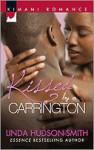 Kissed by a Carrington - Linda Hudson-Smith