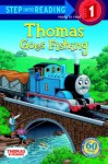 Thomas Goes Fishing (Thomas & Friends) (Step into Reading) - Wilbert Awdry, Richard Courtney
