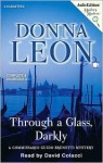 Through a Glass, Darkly (Audio) - Donna Leon, David Colacci