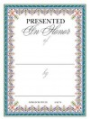 In Honor of Bookplates (Package of 15) - Abingdon Press