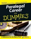 Paralegal Career for Dummies [With CD-ROM] - Scott A. Hatch