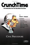 Civil Procedure (CrunchTime) - Steven L. Emanuel