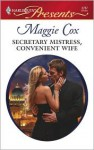 Secretary Mistress, Convenient Wife - Maggie Cox