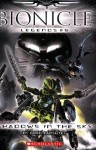 Bionicle Legends #9: Shadows in the Sky - Greg Farshtey