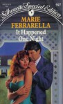 It Happened One Night (Make-Believe Matrimony) (Here Come the Grooms) - Marie Ferrarella