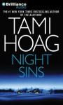 Night Sins - Tami Hoag, Joyce Bean