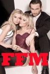 FFM (Five Ménage a Trois Erotica Stories) - Cindy Jameson, Nancy Brockton, Stacy Reinhardt, Erika Hardwick, Jane Kemp