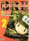 Battle Royale 2: Blitz royale 2 - Hitoshi Tomizawa, Koushun Takami