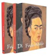 Frida Kahlo & Diego Rivera ( Two books in slip case) (Temporis Collection) - Gerry Souter; Parkstone Press, Gerry Souter