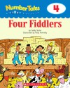 Four Fiddlers (Number Tales) - Teddy Slater, Kelly Kennedy