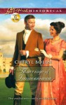 Marriage of Inconvenience (Mills & Boon Love Inspired Historical) - Cheryl Bolen