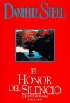 El Honor Del Silencio - Danielle Steel