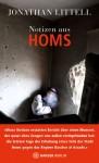 Notizen aus Homs - jonathan littel, Dorit Gesa Engelhardt