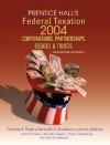 Prentice Hall's Federal Taxation 2004: Corporations, Partnerships, Estates and Trusts - Kenneth E. Anderson, John L. Kramer, Thomas R. Pope